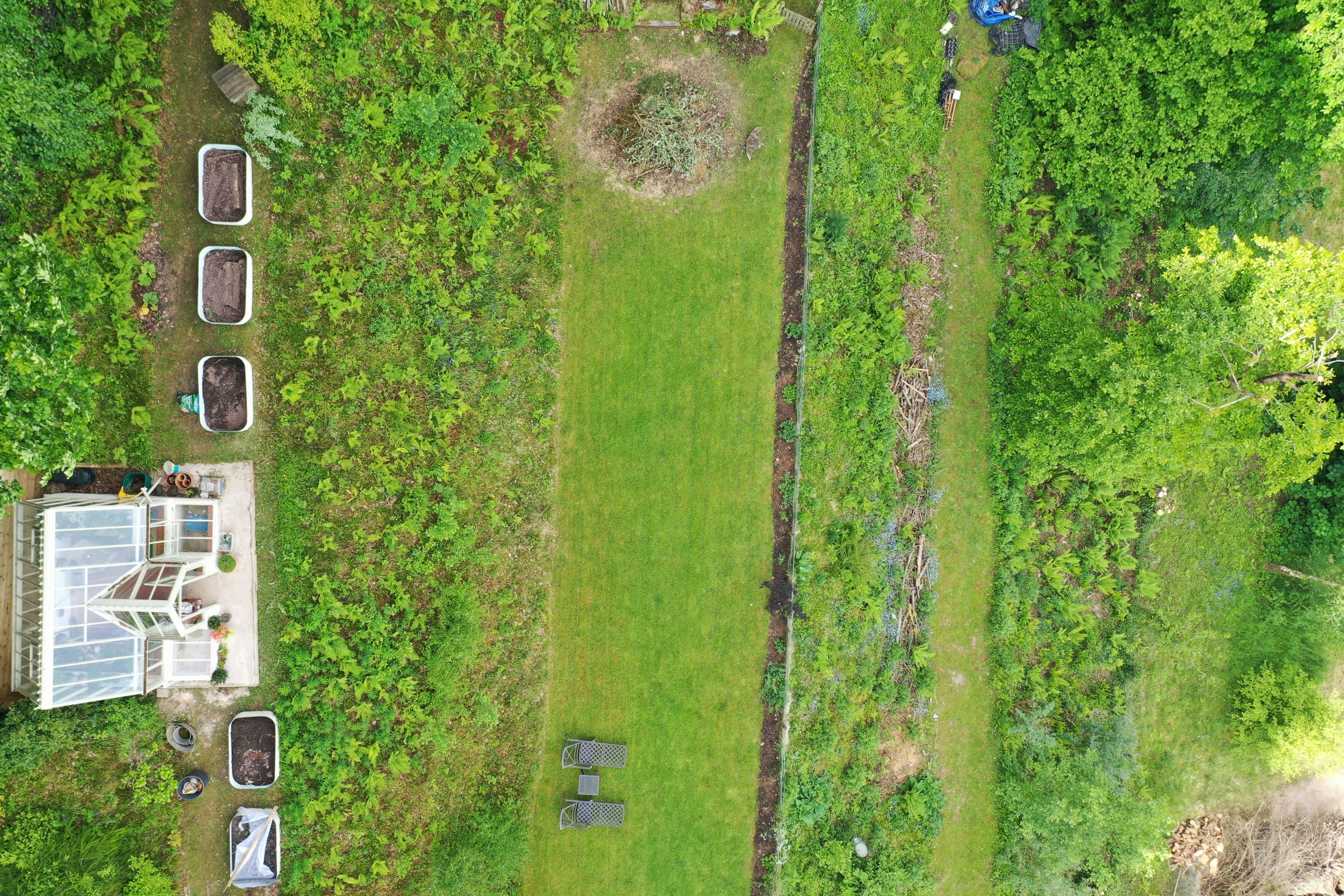 Aerial survey property herefordshire with certified drone pilot Luke Sutton 6 aerial drone inspection survey