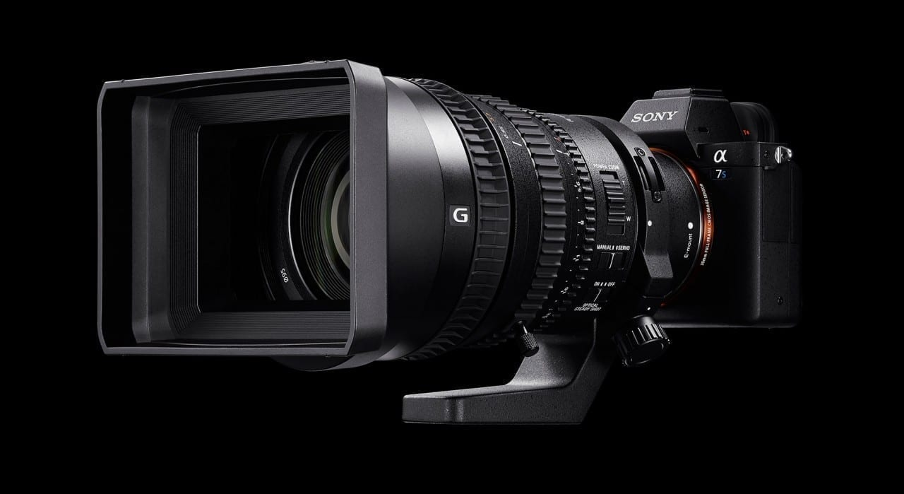 We have upgraded our cameras to the new sony a7siii for raw footage